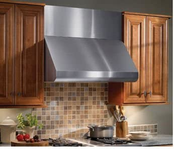 Amazon Com Nxr Ch30 12 Stainless Steel Range Hood Chimney Cover Extension Kit Kitchen Wall Mount Stove Appliances