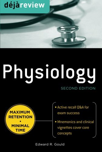 Physiology,2nd Edition (Deja Review)