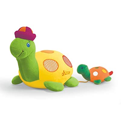 Chicco Musical Walking Turtles: Toys & Games
