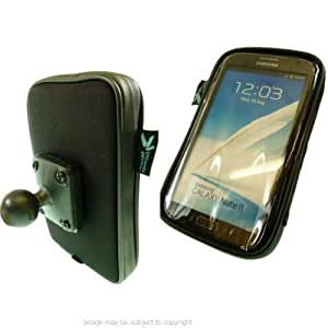 Galaxy Note II 2 Waterproof Case for RAM Motorcycle Mounts (sku 15734)