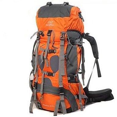 9269653b95 BBYaKi 70+5 L Zaini Da Escursionismo Zaino Per Escursioni Scalate Campeggio  E Hiking Viaggiisolamento