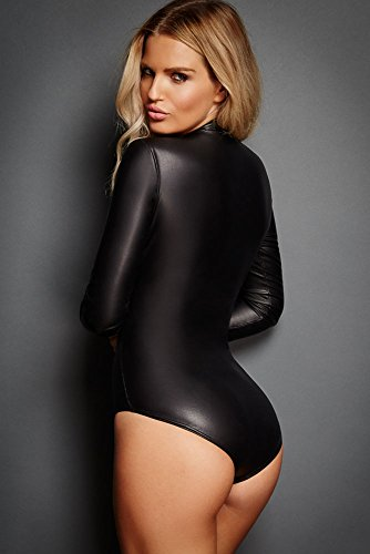 Helana's Secret Damen Body schwarz schwarz