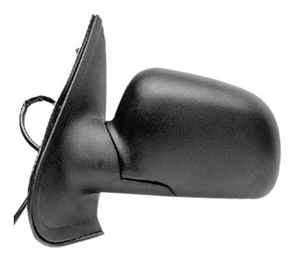 OE Replacement Ford Explorer/Mercury Mountaineer Driver Side Mirror Outside Rear View (Partslink Number FO1320168)