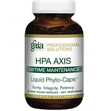 NEW NAME Gaia HPA Axis Daytime Management formerly Adrenal Support (60 ()