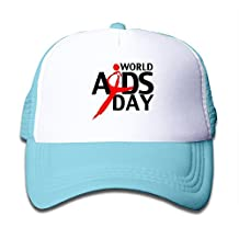 World Aids Day Caps For Kids