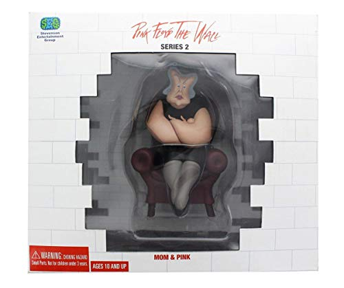 Collectible 2004 Pink Floyd The Wall Series 2 Statue: MOM & PINK Figure