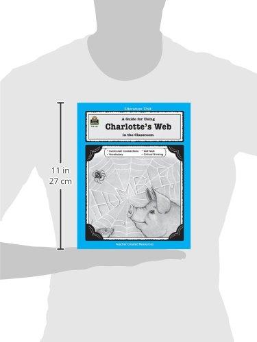 Amazon.com: A literature unit for Charlotte's Web (0014467004358 ...