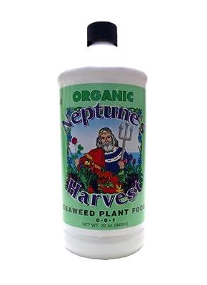 Neptune's Harvest SW118 Organic Seaweed Plant Food