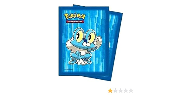 POKEMON PACK 3X 65 FUNDAS PARA CARTAS POKEMON XY: Amazon.es ...