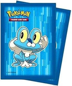 Ultra Pro Pokemon X & Y Card Supplies Deck Protector Card Sleeves Froakie