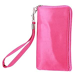 TLB Solid Color Waterproof Pouch with Strap for iPhone