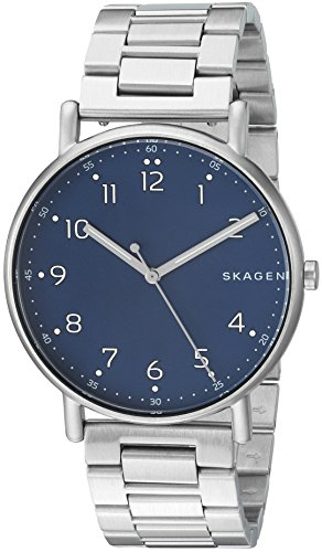 Skagen-Mens-SKW6357-Signatur-Steel-Link-Watch