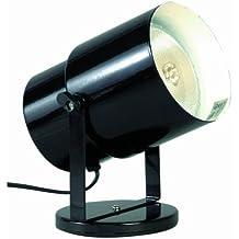 Satco Products SF77/394 Multi-Purpose Portable Spot Light, Black