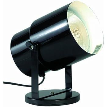 Mainstays Spotlight Accent Lamp, Black - - Amazon.com
