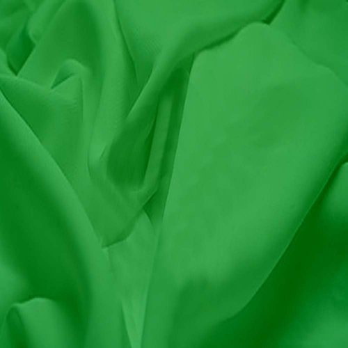 Crafty Cuts 2-Yards Cotton Fabric, Lime Deco Solid