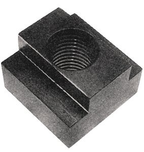3/4''-10 Thread 13/16'' Slot 1-1/2''L x 1''H T-Slot Nut by TE-CO TOOLING COMPONENTS