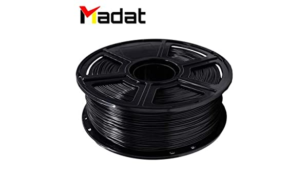 Madat FlashForge Filamento PETG de 1.75 mm / 2.2 lb (1 kg) para ...