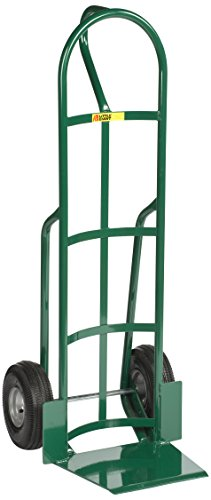 Little Giant T-364-10P Shovel Nose Hand Truck with Loop Handle, 800 lb Capacity, - Hand Giant Little Trucks
