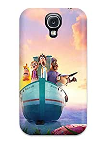 High Quality ZippyDoritEduard Cloudy With A Chance Of Meatballs 2 Movie Skin Case Cover Specially Designed For Galaxy - S4