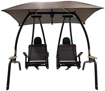 Sunset Swings 422sb Dual Reclining Lounge Swing