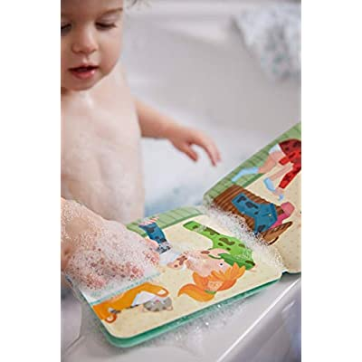 HABA Paul & Pia - Magic Bath Book - Wipe with Warm Water and the