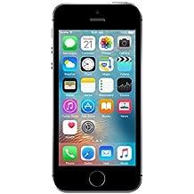 Apple iPhone SE Unlocked Phone -16 GB Retail Packaging - Space Gray