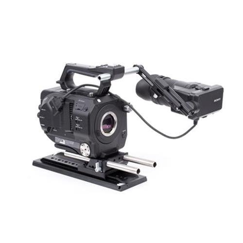 Wooden Camera UVF Mount for Sony PXW-FS7 Camera, No Clamp by Wooden Camera (Image #1)