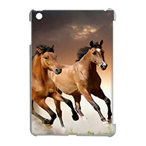 Beautiful Designed With Horse Theme Phone Shell For iPad Mini
