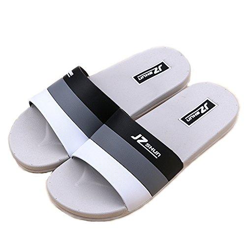 Oyangs Slippers Voor Mannen Glijbanen Op Dias Huis Slippers Vloer Man Slipper Sandalen Bad Slipper S162 A