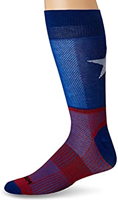 WrightSock Mens Coolmesh II Crew