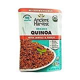 ANCIENT HARVEST, Anc Hrv Quin, Og2, Lntl, Grl, Pack of 12, Size 8 OZ, (GMO Free 95%+ Organic)