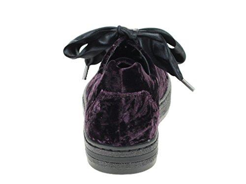 Chaussures Bleu Ville de Femme à Gabor Lacets pour S1Cpwp