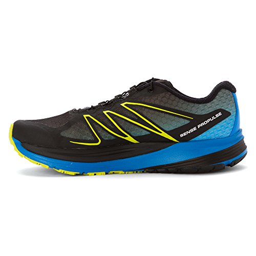 Black Propulse Top Sense Salomon Herren Low 74wTnnXq
