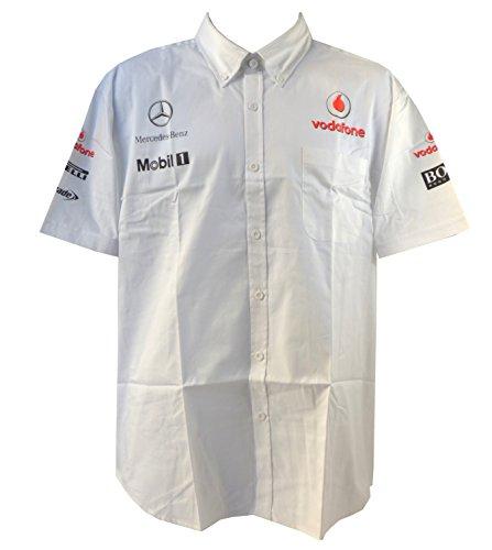 Vodafone Mclaren Mercedes Team Crew Shirt  Sml