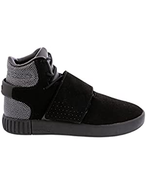 TUBULAR INVADER RAY BLACK J Boys fashion-sneakers S80474