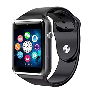 Reloj Inteligente, Smartwatch - Bluetooth 4.0- Cámara incorporada, Built-in Camera: Amazon.es: Electrónica