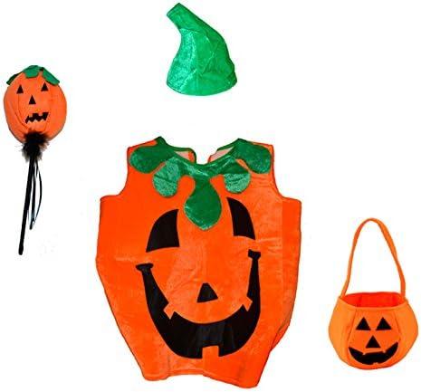 Disfraz calabaza Disfraz infantil Disfraz Halloween (tamaño s o L ...