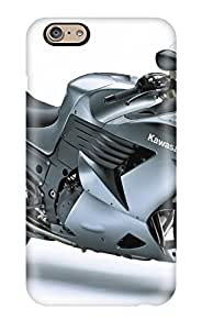 Iphone 6 Hard Back With Bumper Silicone Gel Tpu Case Cover Kawasaki Motorcycle