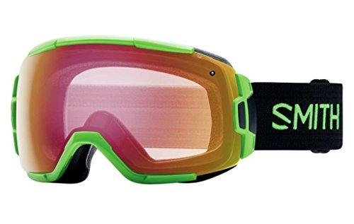 Smith Vice: Snow Goggles - Frame: Reactor; Lens: Photochromic Red Sensor Mirror