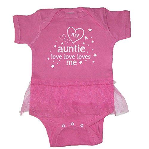 Mashed Clothing Unisex Baby Auntie Bodysuit product image