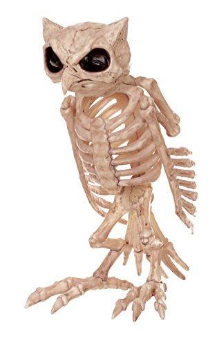 Crazy Bonez Skeleton Owl -