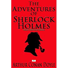 The Adventures of Sherlock Holmes - Classic Illustrated Edition
