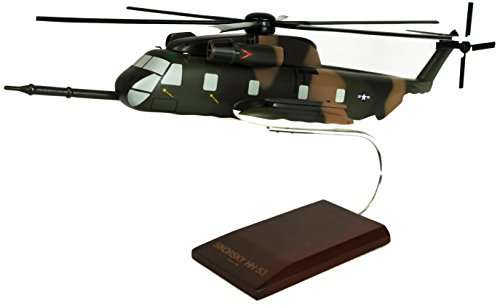 Mastercraft Collection Sikorsky MH-53 Pave Low HH-53D Jolly Green Giant USAF Air Force Special Operations Missions Heavy Lift Helicopter Model Scale: -