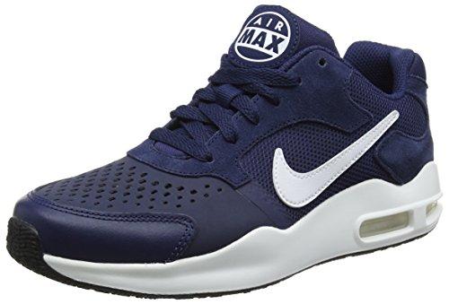 Nike Unisex-Kinder Air Max Guile (GS) Sneaker Blau (Midnight Navy/white)