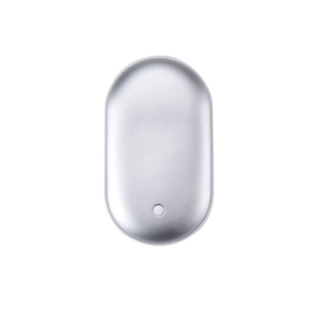 Calentadores de Mano port/átiles el/éctricos port/átiles USB Invierno para Mujeres Onlyonehere Calentador de Manos Recargable Macaron Hombres