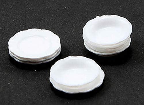Dollhouse Miniatures 1:12 Scale Bowl Of Popcorn #IM65130