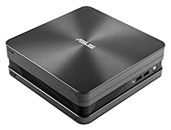 Asus Vivomini Barebones Mini Pc With I5-6400t (Vc65r-g039m)