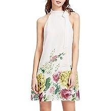 spyman Fashion Women's Summer Sleeveless Party Dress