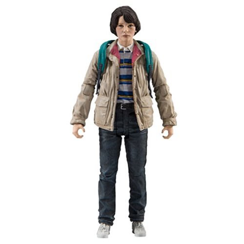Amazon.com: Stranger Things Series 3 Mike Wheeler figura de ...
