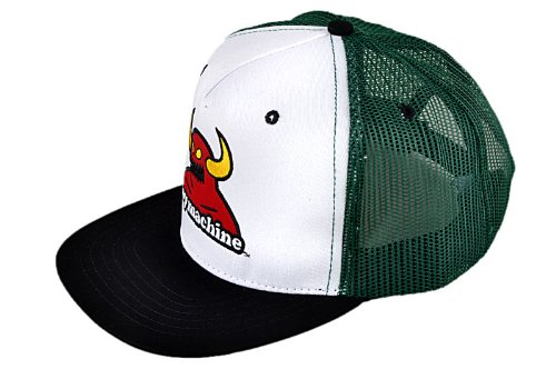 Image Unavailable. Image not available for. Colour  Toy Machine green  Monster Trucker CAP ad2914f46eb